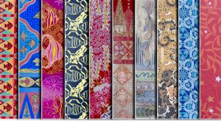 Motif Batik Depok