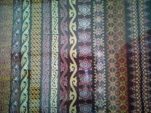Motif Batik Sumatera Utara