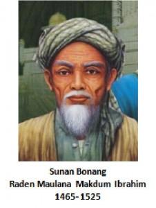 Walisongo Sunan Bonang (Maulana Makdum Ibrahim)