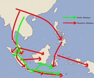 Asal Usul dan Persebaran Nenek Moyang Bangsa Indonesia