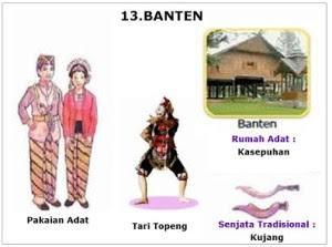 34 Provinsi Rumah Adat Pakaian Tarian Tradisional Senjata Tradisional Lagu Bahasa Suku Julukan Di Indonesia