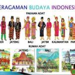 34 Provinsi Rumah adat, Pakaian, Tarian Tradisional, Senjata Tradisional, Lagu,Bahasa, Suku,Julukan di Indonesia