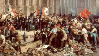 Sejarah,Pengertian,Latar Belakang,Dampak, Revolusi Perancis, Semboyan