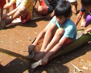 Permainan Tradisional Provinsi Bengkulu