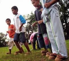 Permainan Tradisional Provinsi Sulawesi Tenggara