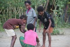 Permainan Tradisional Provinsi Papua Barat
