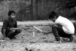 Permainan Tradisional Provinsi Bangka Belitung
