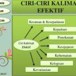 Contoh Pengertian Fungsi Kalimat Efektif dan Kalimat Tidak Efektif