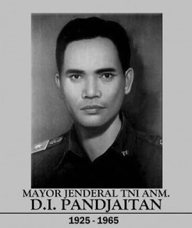 Pahlawan Revolusi Mayor Jenderal Pandjaitan