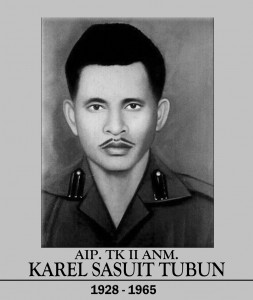 Pahlawan Revolusi AIP Karel Satsuit Tubun