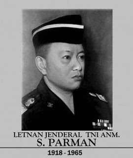 Pahlawan Revolusi Letnan Jenderal Siswondo Parman