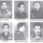 10 Pahlawan Revolusi gambar dan keterangan