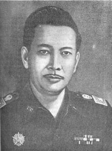 Pahlawan Revolusi Mayor Jenderal Sutoyo Siswomiharjo