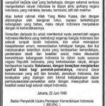 Sejarah Pengertian Isi Piagam Jakarta, Fungsi Tujuan  Soepomo Muhammad Yamin