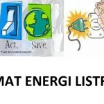Pengertian, Contoh, Cara hemat Energi Listrik Gambar dan Penjelasan