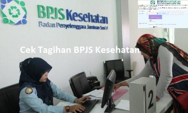 Cek Tagihan BPJS Kesehatan