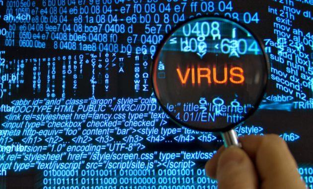 Masalah Virus komputer