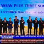 Contoh Kerja Sama ASEAN di semua bidang