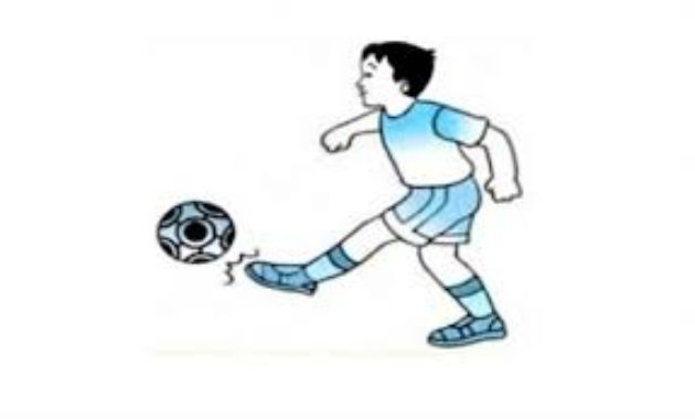 Pengertian Sepak Bola Sejarah Teknik Dasar Ukuran Lapangan