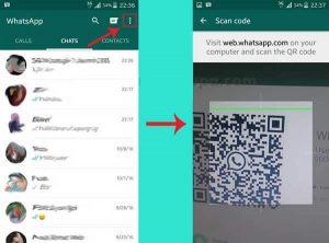 Cara Transfer File,Membuka, Whatsapp di PC atau Laptop