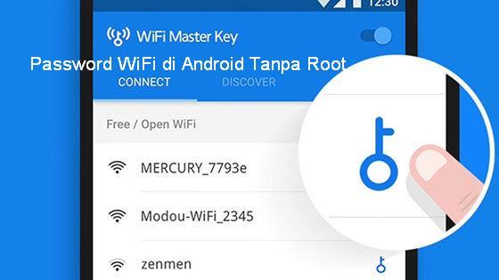 Cara Mengetahui Sandi Password Wifi Tetangga