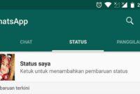 Cara Menyimpan Status Whatsapp WA Termudah Tanpa Aplikasi