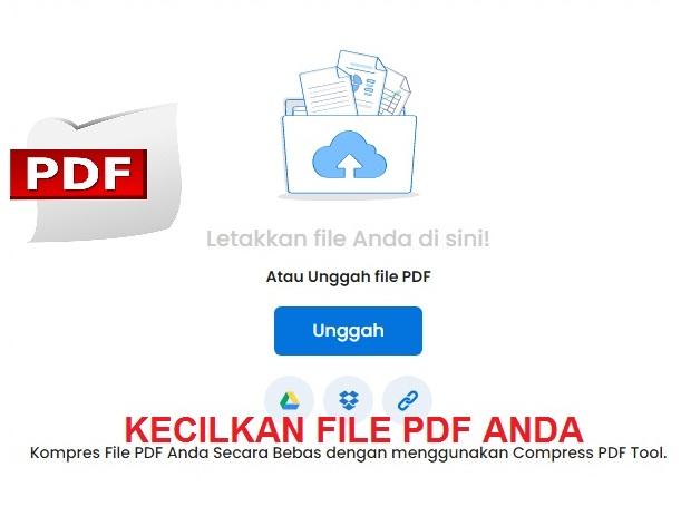 compress file PDF
